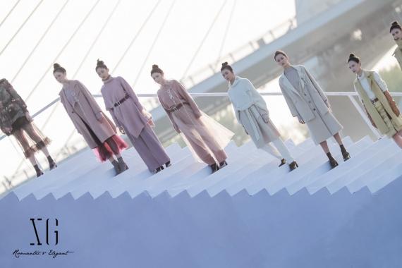 又一波前沿潮流来袭XG18冬季新品向最美桥梁致敬